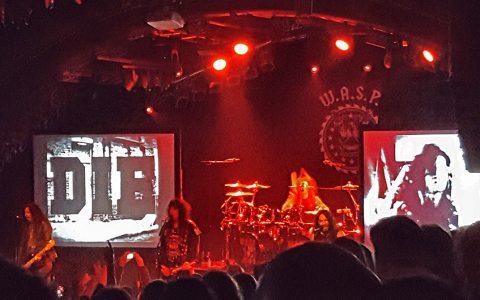 WASP - The Crimson Idol in der Markthalle Hamburg