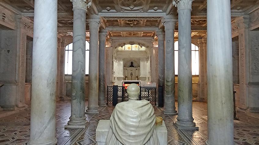 Neapel - Duomo - San Gennaro