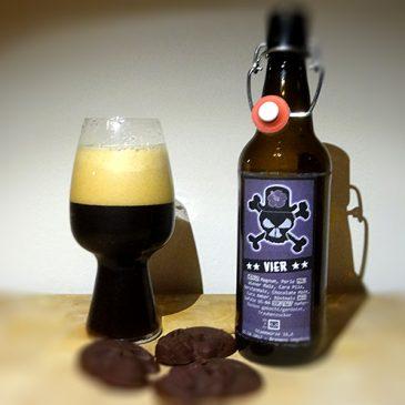 VIER – ein Gemeinschafts-Bier