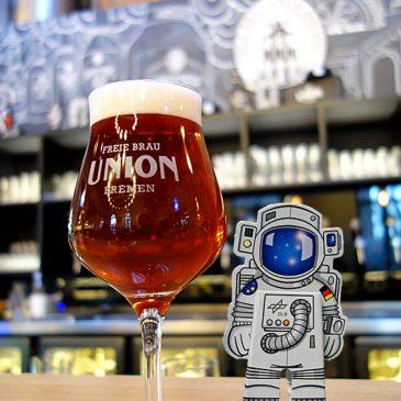 Bob mag Bier – Brauereiführung mit einem Papponauten