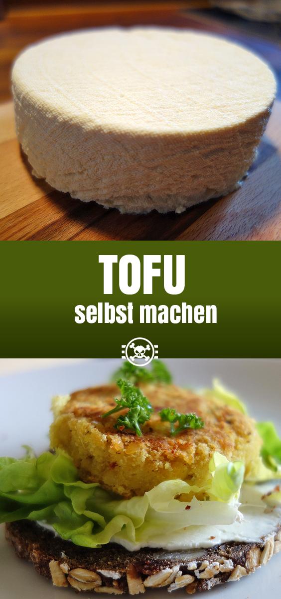 Tofu selbst machen