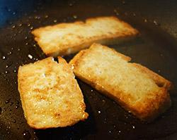 Tofu braten