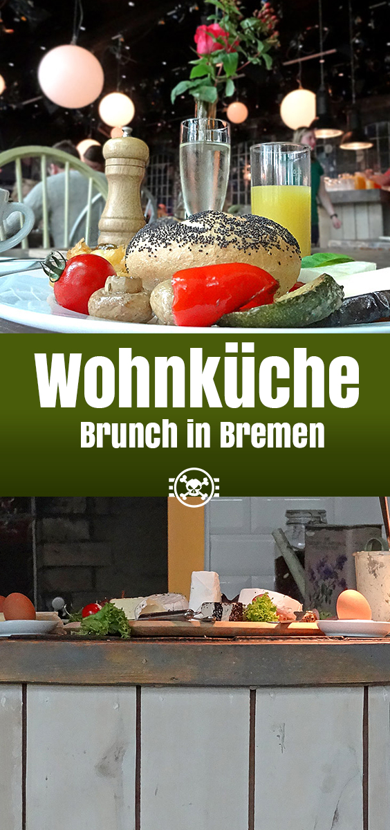 Schädelmädel Brunch Buffet In Der Wohnküche Bremen