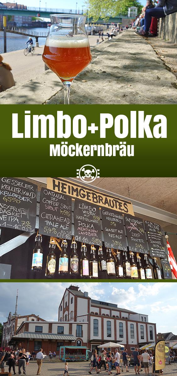Möckernbräu Limbo und Polka