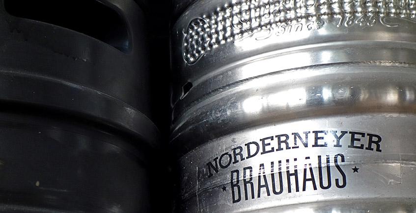 Norderneyer Brauhaus-Fass