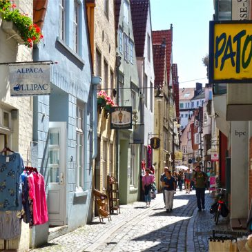 Mein Bremen: Schnoor ist cool