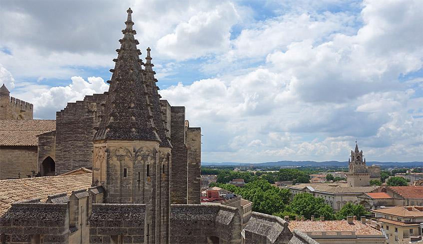 Avignon - eine Perle der Provence