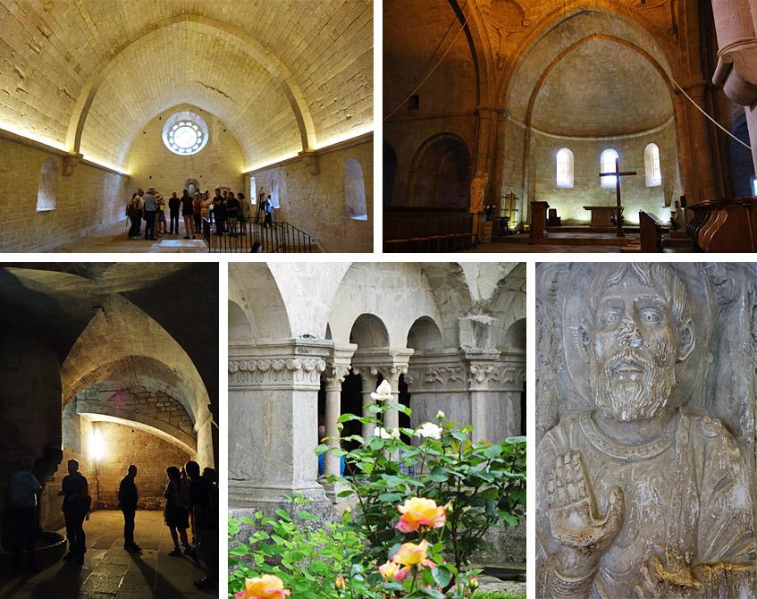 Impressionen aus der Abbaye