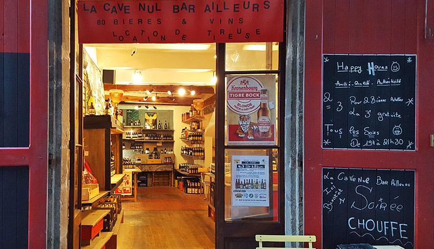 La Cave Nul Bar Ailleurs
