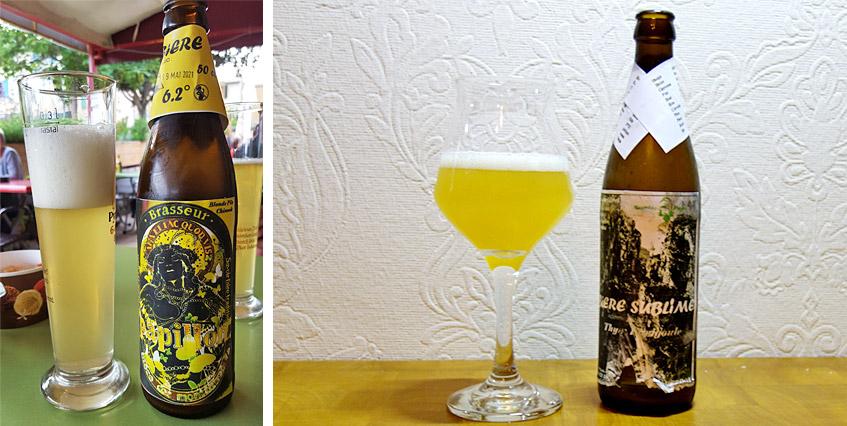 Bière Sublime, Craftbier aus dem Dorf