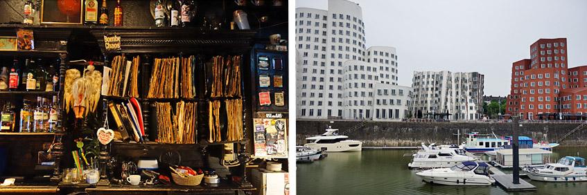 Düsseldorf, schick und shabby