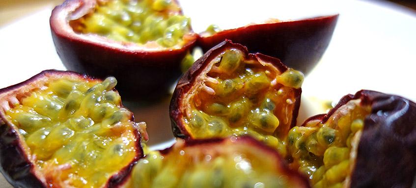 Maracuja als Rohfrucht für das Leichtbier