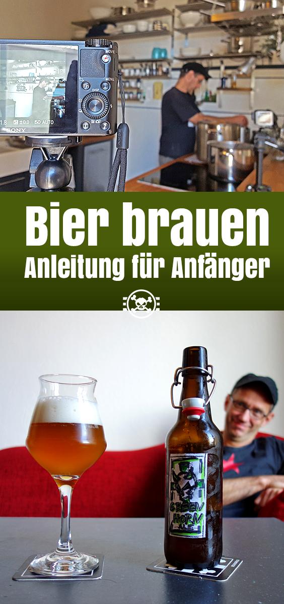 Bier brauen - Anleitung für Anfänger