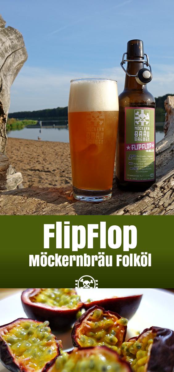 Möckernbräu Folköl FlipFlop