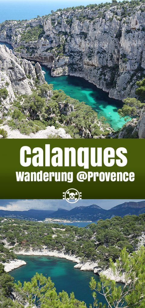 Wanderung in den Calanques bei Cassis