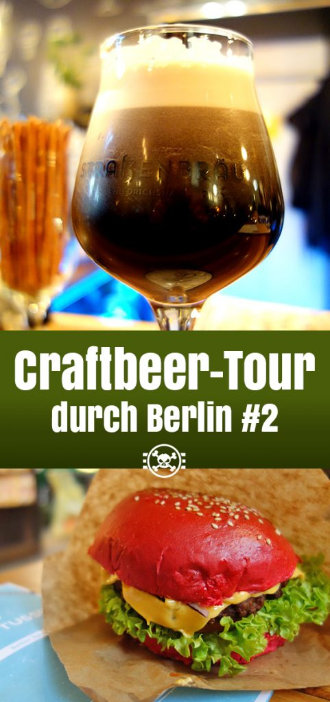 Craftbeer-Tour durch Berlin #2