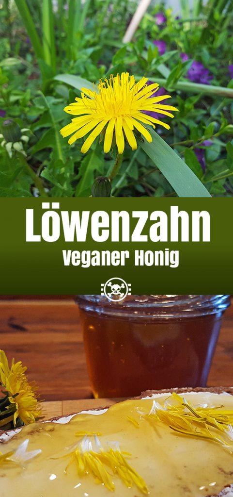 Löwenzahn - veganer Honig