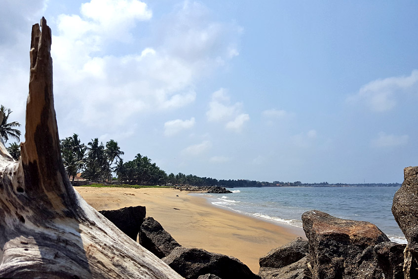 Strand von Negombo