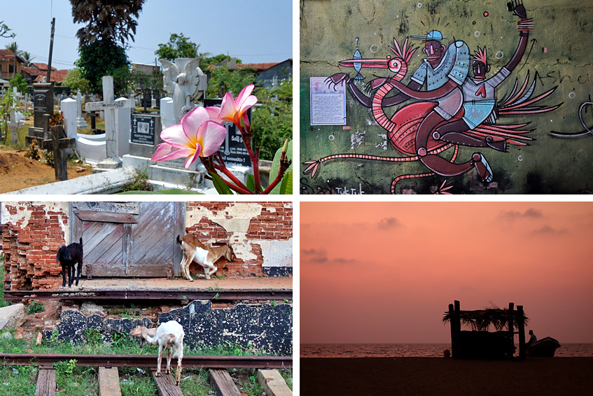 Negombo - Start einer wunderbaren Reise