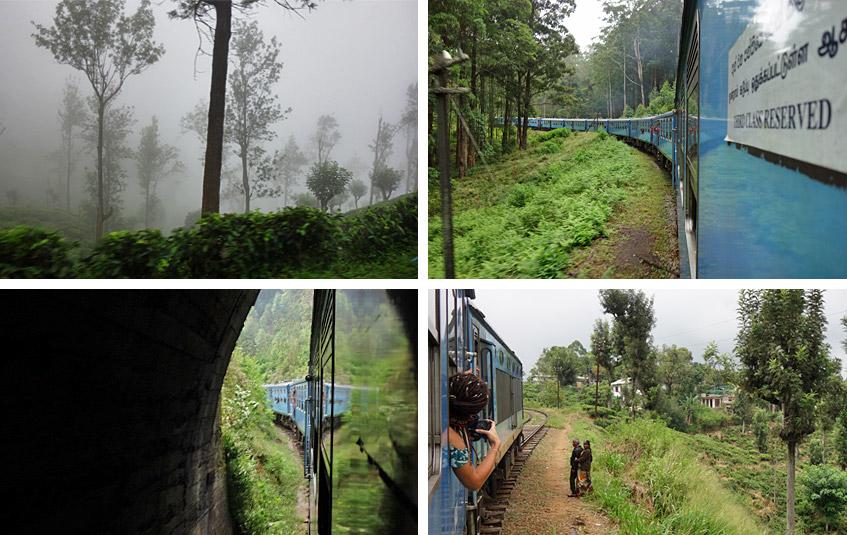 Begegnungen mit Landschaft, Leuten und Tunnelwänden