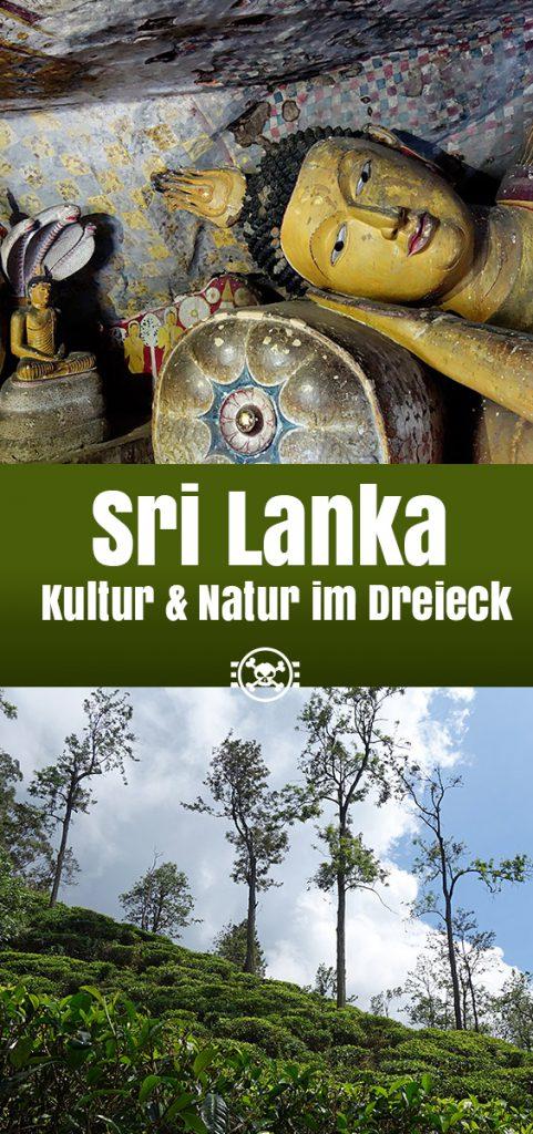 Sri Lanka - Kultur und Natur im Dreieck