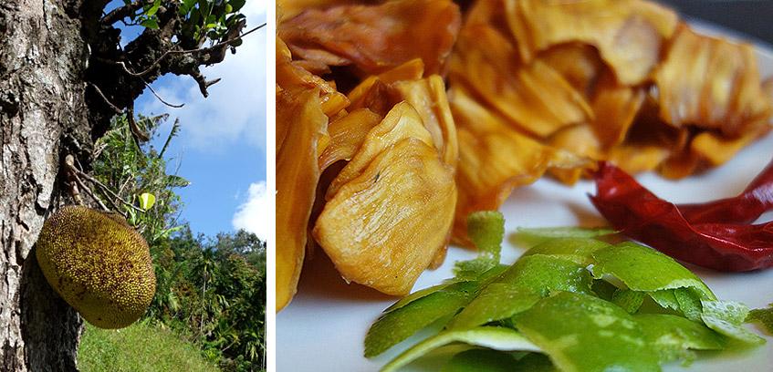 Tuk-Tuk: Fruchtbombe mit Jackfruit, Chili und Limette