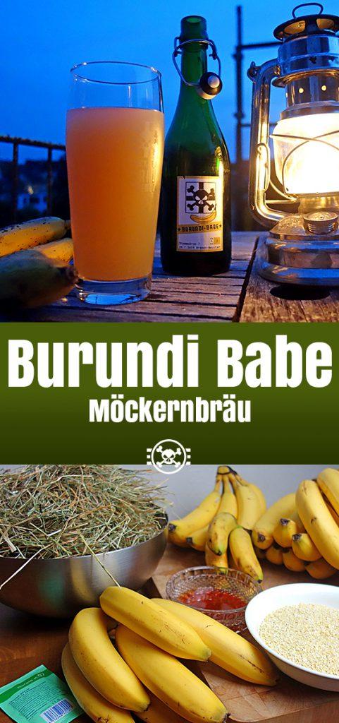 Burundi Babe von Möckernbräu
