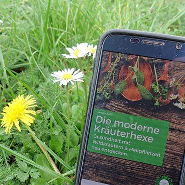 Buchvorstellung: Die moderne Kräuterhexe