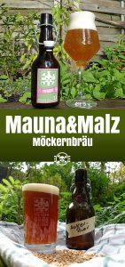 Möckernbräu Mauna und Malz