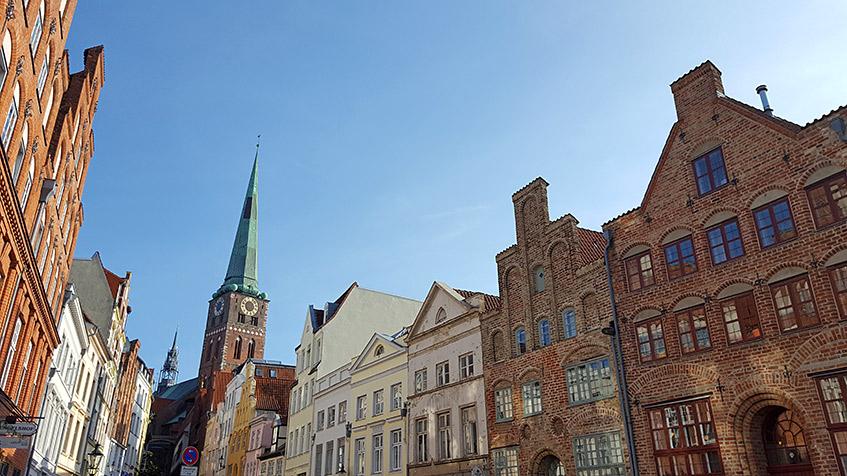 Altstadt von Lübeck, UNESCO-Weltkulturerbe