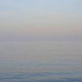Himmel und Meer - ein Traum in Pastelltönen