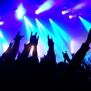 Metal, Punk und Stromgitarren
