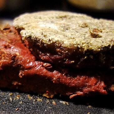 Veganer & satanischer Seitansbraten